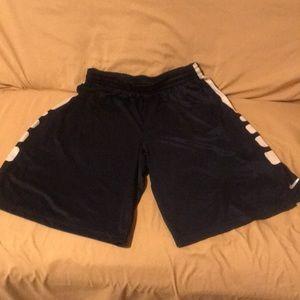 Nike Elite Dri-fit Athletic Navy XXL Shorts